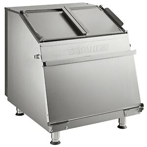 Servit Twc26 26 Gallon First in First out Chip Warmer Merchandiser 120v 150