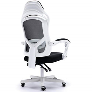 Ergonomic Office Chair High Back Computer Chair Mesh Swivel Chair With Height