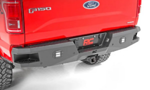 S d Heavy duty Rear Led Bumper For Ford 15 21 F 150