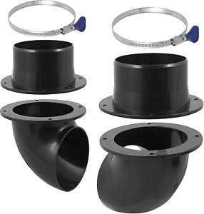4 Inches Dust Separator Cyclone Dust Collector Kit For Use With Barrels Trashcan