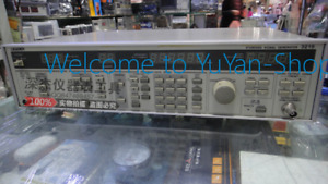 Leader 3215 Standard Signal Generator 0 1 140mhz Tested Working t1748 Ys