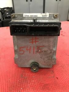 97 00 Chevrolet Corvette Abs Pump M Code Without Jl4 Ebcm 09356961 5415