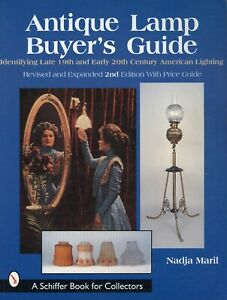 American19th 20th Century Lighting Lamps Chandeliers Types Makers Book Values
