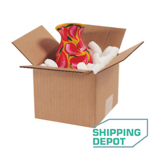 Pick Quantity 4x4x4 Cardboard Boxes Mailing Packing Shipping Box Corrugated