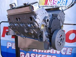 Chevy 383 380 Hp Vortec High Perf Balanced Crate Engine