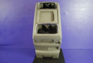 08 11 Chrysler Town Country Dodge Grand Caravan Front Center Floor Console Gray