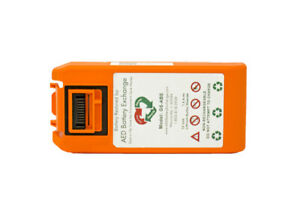 Cardiac Science Lithium Battery For Powerheart G5 Aed Re celled For Xbtaed001a