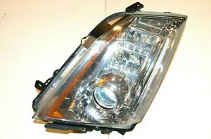 2008 2014 Cadillac Cts Driver Left Lh Side Xenon Hid Led Headlight Headlamp Oem