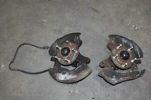 96 04 Mustang Left Driver Right Passenger Spindle Knuckle Hub Bearings