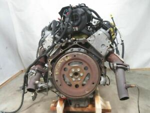 5 3 Liter Engine Motor Ls Swap Dropout Chevy Lm7 141k Complete Drop Out