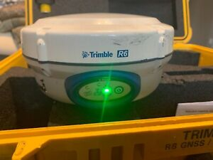 Trimble R6 Model 3 Base Station Used But Functional Has Hard Case And A Cable