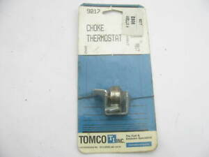 Tomco 9017 Carburetor Choke Thermostat Rochester 2 bbl 1968 1969 Chevy