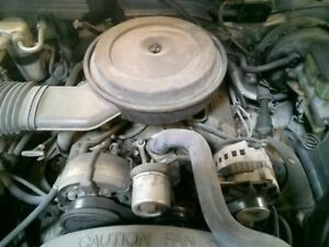 Engine 8 350 5 7l Gasoline Vin K 8th Digit Fits 87 96 Chevrolet 30 Van 185283