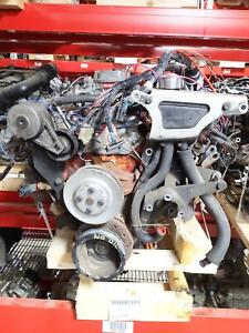 1984 Chevy Corvette C4 Engine 5 7l 350 V8 Motor Edelbrock Carb Harness 56k Miles