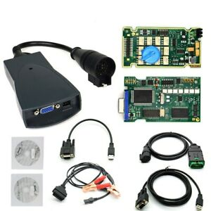 Full Diagnostic Tool 3 Pp2000 V48 V25 Diagbox V7 83 For Auto Scanner With Psa