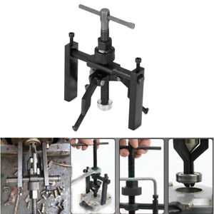 3 Jaw Pilot Inner Bearing Puller Gear Extractor Tool Car Motorcycle Remover Kit