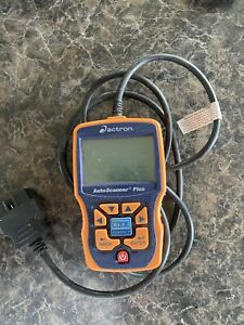 Actron Cp9580 Autoscanner Plus Diagnostic Scan Tool