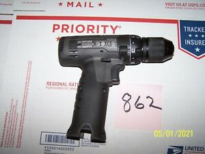 Snap On Cdr761bgm 3 8 Drill Used 862