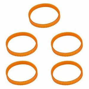 L a 1900b Orange Polyurethane Wood Working Electric Planer Drive Driving Belt