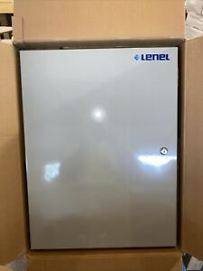 Lenel Access Control System Power Supply Charger Enclosure Lnl al600ulx 4cb6