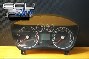 Speedometer instrument Cluster Ford Transit Connect Diesel 9t1t 10849 ce
