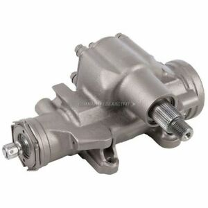 For Ford Mustang Thunderbird Quick Ratio Saginaw Power Steering Gearbox Tcp