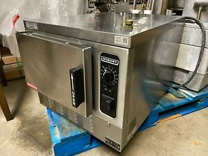 2015 Hobart Hc24ea3 Commercial 3 Pan Crab Legs Seafood Convection Food Steamer