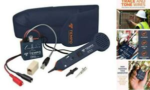 Communications 701k g Tone Generator And Probe Kit Professional Wire Tracer