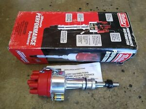 Mallory Dual Point Distributor Ford 351w 2555401h