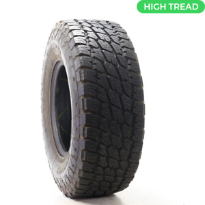 Used Lt 305 70r16 Nitto Terra Grappler All terrain 124 121q 14 32