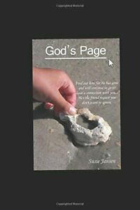 God s Facebook Page God s Page By Susie Jansen brand New