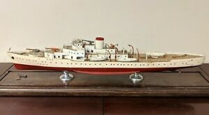 Scratchbuilt Handmade Museum Quality Model Wwii Uss Campbell Wpc32 Uscg Ship