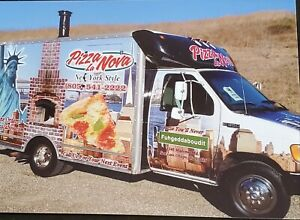 1999 Ford E 350 Used Pizza Truck Diesel 212k Miles