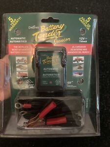 Brand New Deltran 12 Volt 750ma Battery Tender Jr Maintainer Charger 021 0123