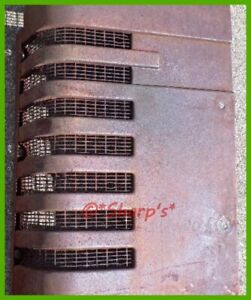 Ab1535r John Deere B Left Hand Grill Original And Affordable Screen Is Nice