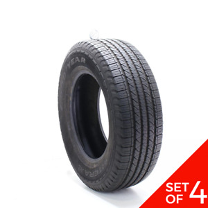 Set Of 4 Used 245 70r17 Goodyear Fortera Hl 108t 7 5 9 32
