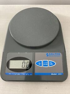 Salter Brecknell Model 311 Postal Scale 11 Lb Capacity In Excellent Condition