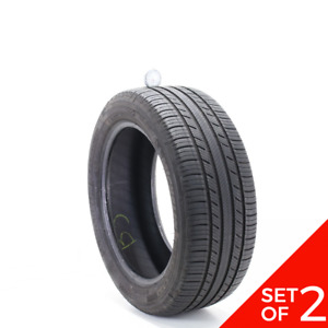 Set Of 2 Used 225 50r17 Michelin Premier As 94v 6 5 7 32