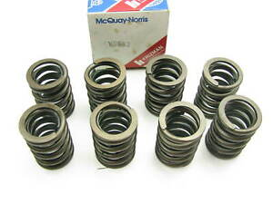 8 Mcquay norris Vs653 Engine Valve Springs Oldsmobile Olds 400 425 455 V8