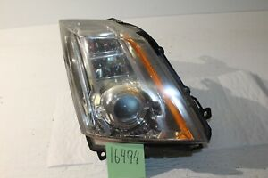 2008 2014 Cadillac Cts Hid Xenon Passenger Headlight Head Lamp Light 16494