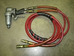 Greenlee Hydraulic Rotary Impact Drill With Hoses