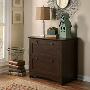 Buena Vista 2 Drawer Lateral File Cabinet In Madison Cherry
