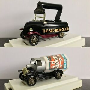 15x Lledo Rare Peter Lloyd Model T Ford Chassis Novelty Unique Advertising Promo