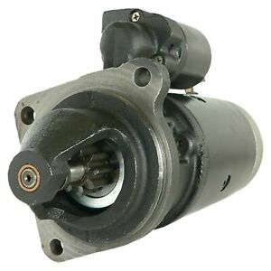 4807375new Starter For Ford Fiat White Oliver 3010s Tl70 Tl80 Tl90 Tt60a