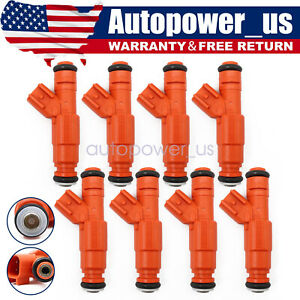 8pcs For Bosch Fuel Injectors For Ford F 150 F 250 Lincoln 2005 2007 5 4l V8 Us