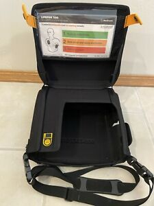Medtronic Physio control Lifepak 500 Case Only With Shoulder Strap
