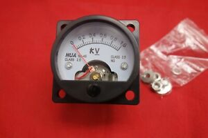 1pc Dc 1000v Analog Voltmeter Analogue Voltage Panel Meter So45 Direct Connect