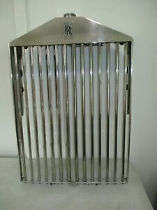 Rolls Royce Silver Wraith Radiator Grill 1946 1959 New Never Used On A Car