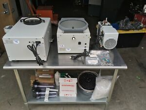 Labconco Centrivap Cold Trap And 148 Vacuum Concentrator System New