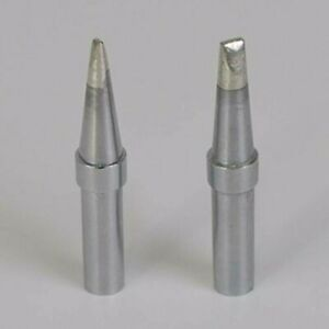 Soldering Iron Tips 6pcs Replacement Silver Supplies Equipment Accessories